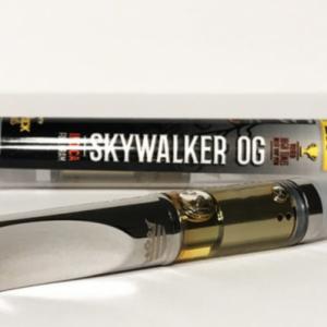 710 Kingpen Skywalker OG Vape Cartridge